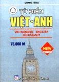 Từ Điển Việt Anh 75000 Từ
