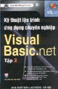 Kỹ thuật lập trình ứng dụng chuyên nghiệp Visual Basic.net ( Tập 2)