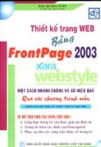 Thiết Kế Trang Web Bằng FrontPage2003 ( xara webstyle)