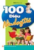 100 Điều Nên Dạy Trẻ