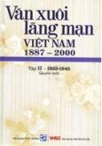 Văn Xuôi Lãng Mạn Việt Nam 1887 - 2000 ( 6 Cuốn )