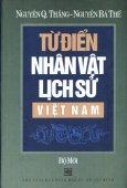 Từ Điển Nhân Vật Lịch Sử Việt Nam (Bộ Mới)