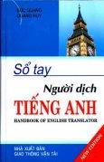Sổ Tay Người Dịch Tiếng Anh