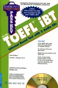 Barron's Students' #1 Choice Pass Key To The TOEFL iBT Internet - Based Test With Audio CDs (Kèm 2CD)