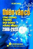 Thiên Văn Cổ Ứng Dụng Trong Đời Sống Hằng Ngày 2006 - 2020
