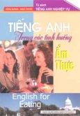 Tiếng Anh Trong Các tình Huống  Ẩm Thực