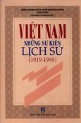 Việt Nam Những Sự Kiện Lịch Sử (1919 - 1945)