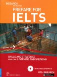 Insearch English Prepare For IELTS - Skills And Strategies - Book One: Listening And Speaking (Kèm 1 CD)