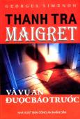Thanh Tra Maigret Và Vụ Án Được Báo Trước