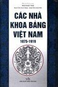 Các Nhà KHoa Bảng Việt Nam (1075 - 1919)