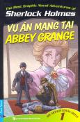 Sherlock Holmes - Tập 1: Vụ Án Mạng Tại Abbey Grange