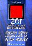 201 Triết Lý Nhân Sinh Dành Cho Thanh Thiếu Niên - Tập 1: Khoan Dung Không Phải Là Hèn Nhát