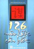 126 Mưu Lược Cần Biết - Tập 1