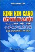 Kinh Kim Cang Bát Nhã Ba La Mật - Trình Bày Hán - Việt -  Anh