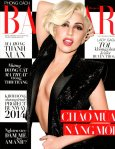 Phong Cách - Harper's Bazaar (Tháng 4/2014)