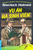 Sherlock Holmes - Tập 7: Vụ Án Ba Sinh Viên