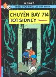 Những Cuộc Phiêu Lưu Của Tintin - Chuyến Bay 714 Tới Sidney