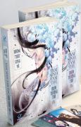 Tam Sinh Tam Thế - Chẩm Thượng Thư (Tập 2A + 2B) - Bìa Mềm