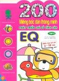 200 Miếng Bóc Dán Thông Minh - Phát Triển Chỉ Số Tình Cảm EQ (Tập 2)