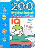 200 Miếng Bóc Dán Thông Minh - Phát Triển Chỉ Số Thông Minh IQ (Tập 2)