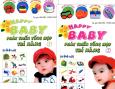 Happy Baby - Phát Triển Tổng Hợp Trí Năng (Bộ 2 Tập)