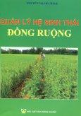 Quản Lý Sinh Thái Đồng Ruộng