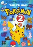 Tập Tô Màu Pokémon - Tập 2 - Tái bản 2014