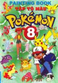 Tập Tô Màu Pokémon - Tập 8