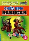 Tập Tô Màu - Chiến Binh Bakugan - Tập 2