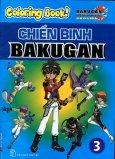 Tập Tô Màu - Chiến Binh Bakugan - Tập 3