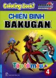 Tập Tô Màu - Chiến Binh Bakugan - Tập 4