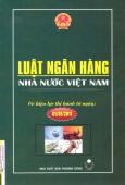 Luật Ngân Hàng Nhà Nước Việt Nam - Tái bản 01/2011