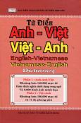 Từ Điển Anh Việt - Việt Anh - Tái bản 12/2012