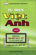 Từ Điển Việt Anh (Khoảng 200.000 Mục Từ Và Ví Dụ Phong Phú) - Tái bản 03/2011
