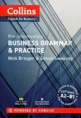 Collins: Pre - Intermediate Business Grammar & Practice