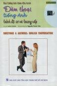 Học Tiếng Anh Theo Đĩa Hình - Đàm Thoại Tiếng Anh Trình Độ Sơ Và Trung Cấp (Kèm 1 VCD)