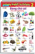 Bộ Poster Học Tiếng Anh Bằng Hình Ảnh - Tập 2 (Khổ Lớn)