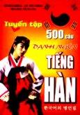 Tuyển Tập 500 Câu Danh Ngôn Tiếng Hàn