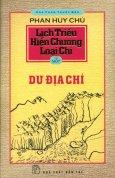 Cảo Thơm Trước Đèn - Lịch Triều Hiến Chương Loại Chí - Tập 1: Dư Địa Chí