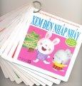 Toàn Tập Bước Khởi Đầu Cá Heo Nhỏ Dành Cho Nhi Đồng - Tập Sách Cho Bé Từ 0 Đến 3 Tuổi - Trọn Bộ (Bộ 10 cuốn)