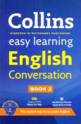 Collins Easy Learning English Conversation - Book 2 (Kèm 1 CD)