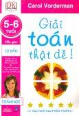 Dành Cho Mẫu Giáo 5 - 6 Tuổi - Giải Toán Thật Dễ! - Cơ Bản