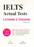 IELTS Actual Tests - Listening & Speaking (Kèm 1 CD)