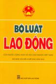 Bộ Luật Lao Động Của Nước Cộng Hòa Xã Hội Chủ Nghĩa Việt Nam - Tái bản 2013