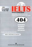 404 Essential Tesst For IELTS General Training Module - Kèm 2 Đĩa CD