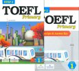 TOEFL Primary Step 2 - Book 1 (Bộ 2 Cuốn + 1 CD)