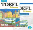 TOEFL Primary Step 2 - Book 3 (Bộ 2 Cuốn + 1 CD)