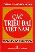 Các Triều Đại Việt Nam - Tái bản 09/2009