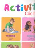 Poster Activities - Các Hoạt Động Thông Dụng