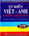 Từ Điển Việt Anh 35000 Từ